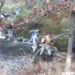 Crossing Rock Creek