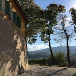 villa e vista
