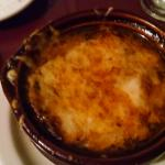 Yummy onion soup