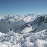 Panorama sur la chaine des Pyrénées