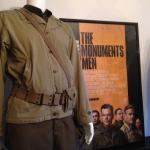 George Clooney's Costume in Monument Men