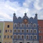 Stadtsaal in Burghausen