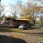 Old Mill Stream Camping Manor Foto