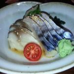 sushi sashimi Puding