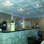 A beautiful, fun, clean and well maintained restaurant