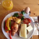 Omas Küche Foto
