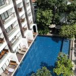 Balcony view - Executive Suite