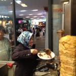 Serving Shawarma/Gyro/Doner in D'gene
