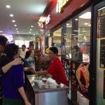 Turkish Ice-cream at D'gene