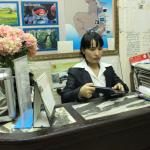 She is a hostel owner. She is very nice. She will offer you best one.