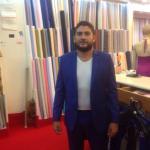Slim fit suit happy customers