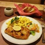 Restaurant Flora, Stojak Marijan