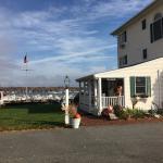 The beautiful Inn at Harbor Hill