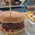 Un burger parfait !