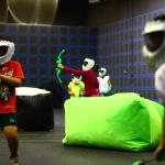 Centros de entretenimento e jogos