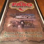 Foto de El Paso Mexican Grill