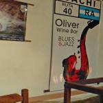 Otra de las paredes en Oliver