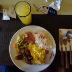 Hotel La Corona de Lipa Breakfast
