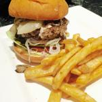 Best Burger, great prices on Happy Hour appetizers  Alaskan Brewing Company Beers on draught, Ev
