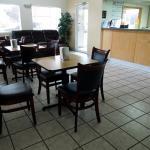 Days Inn Lobby