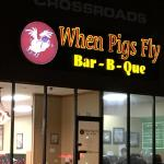 Foto de When Pigs Fly BBQ