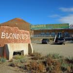 Blondie's Sign