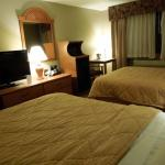 Quality Inn Kanab UT Room