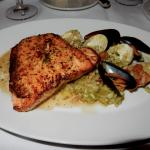 The Salmon special, was just that!
