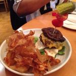 Banters burger