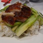 Roasted Piglet Rice