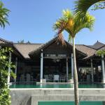 The Colonial Restaurant in Padangbai