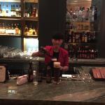Bild från Puben på hotellet