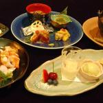 Kaiseki Course - Our signature dish