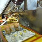 Floating Sushi Boat