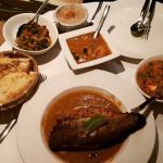 Khumbi Paneer, Goa curry, seabass