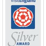 Silver Accolade from Visit England