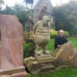 Fabuleuse histoire de cette statue