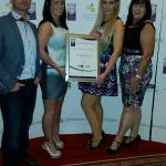 customer service restaurant award
