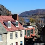 Harpers Ferry downtown