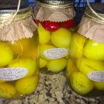 Pickled Eggs to go