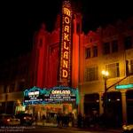 The Neon Light's of the Fox, Oakland!