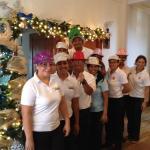 En las fiestas Navideñas Cesar Mariscos cuenta con los mejores servicios, Venga y cene con nosot