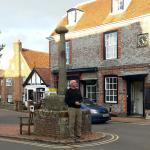 The town cross, Alfriston