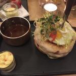 Bøfsandwich