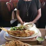 Best Deep Fried Red Snapper in Atlanta area!