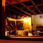 Vista del restaurante desde afuera