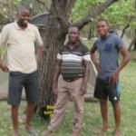 Josia, Jaison, Mathias