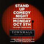 Joseph Richard Group Public Houses Present; Stand Up Comedy Night
