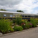 Oden State Fish Hatchery Railcar