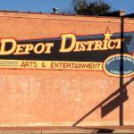The Depot District Foto